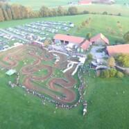 Mehr als 1.000 Besucher beim 6. Rasenmähertraktorrennen