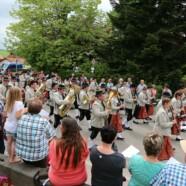 Kreisverbands-Musikfest mit Wertungsspiel in Seibranz
