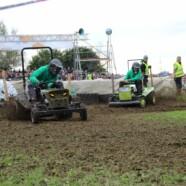 Rasenmähertraktorrennen 2016 bot viele Highlights
