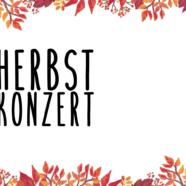 Herbstkonzert 2018